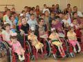 Дети на инвалидных колясках