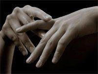 пальцы на руках