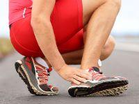 Боль в стопе при беге