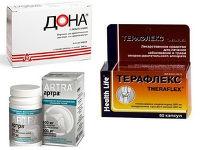 Лекарства с хондроитином