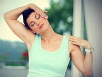 Упражнения для шеи