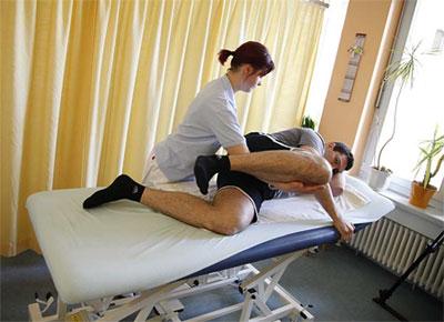 Реабилитация после эндопротезирования